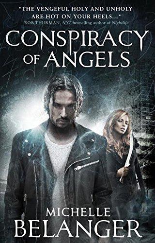 Briljant Conspiracy Of Angels (novels Of The Shadowside #1),michelle Belanger Aromatisch Karakter En Aangename Smaak