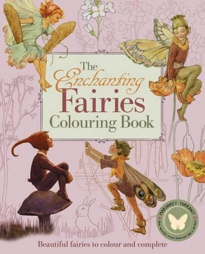 The Enchanting Fairies Colouring Book (Colouring Books),Margaret Tarrant